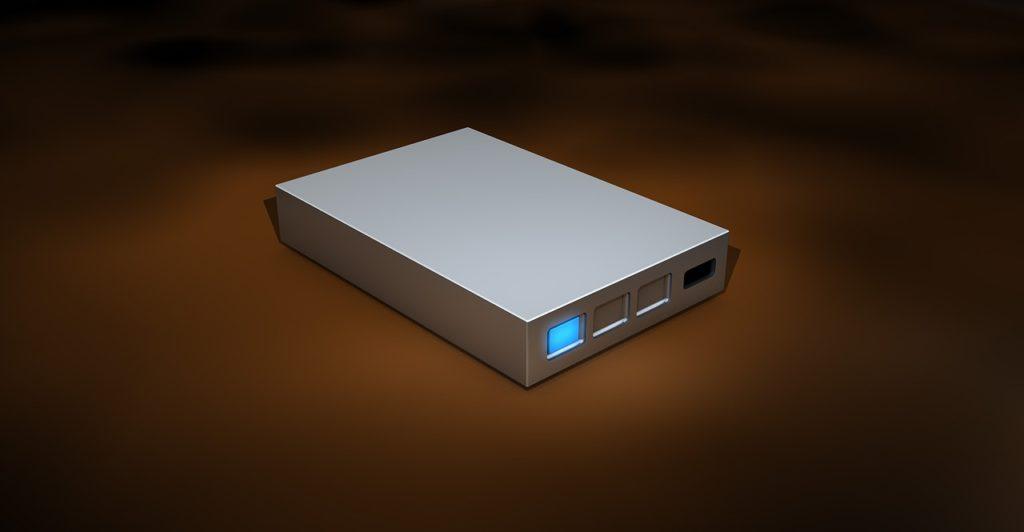 choisir son disque dur externe 2.5 pouces