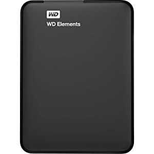 disque dur externe 1to western digital wd elements portable