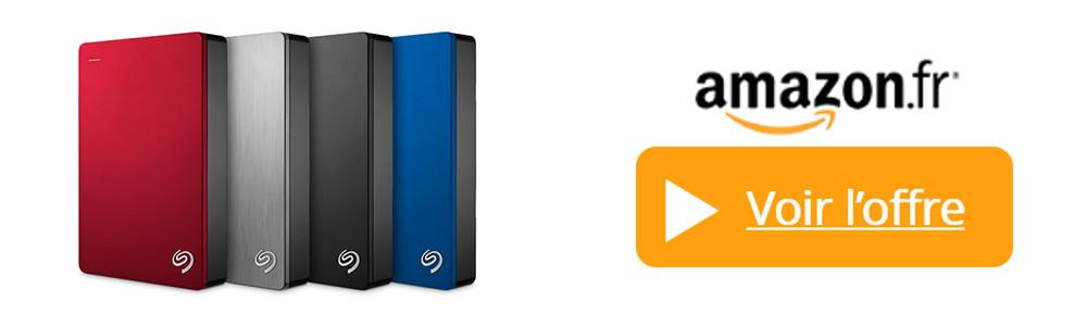 disque dur externe 2.5 pouces seagate backup plus portable
