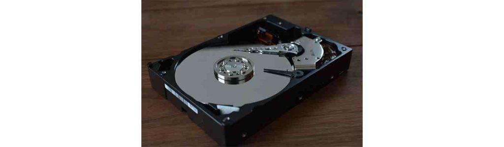 attention a l encombrement et la portabilite de votre disque dur externe